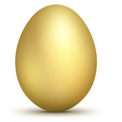 Marshes Gold Egg
