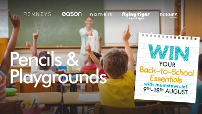 WIN Your Back to School Essentials with mumstown.ie