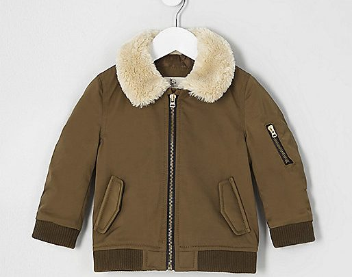 09 military bomber, 43E @ River Island SQUARE