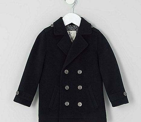 11 pea coat, 40E @ River Island SQUARE