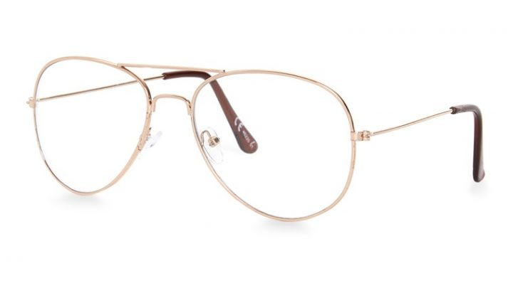 clear aviator glasses, 3E @ Penneys