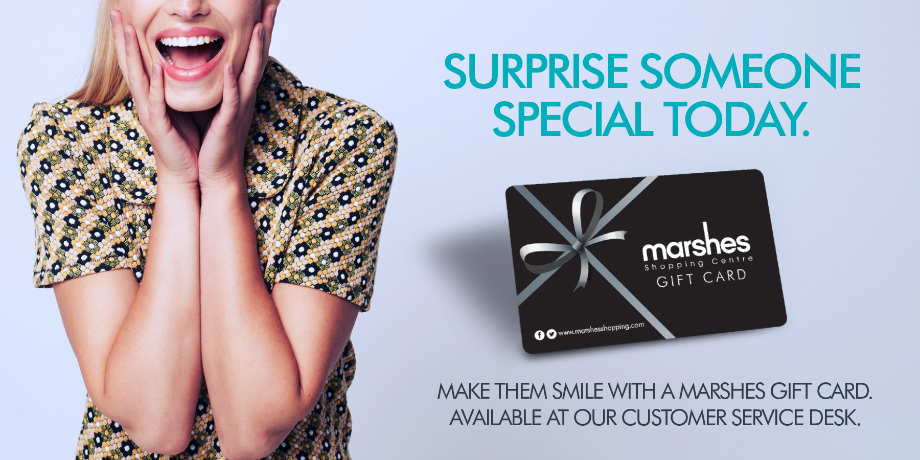 marshes gift card banner