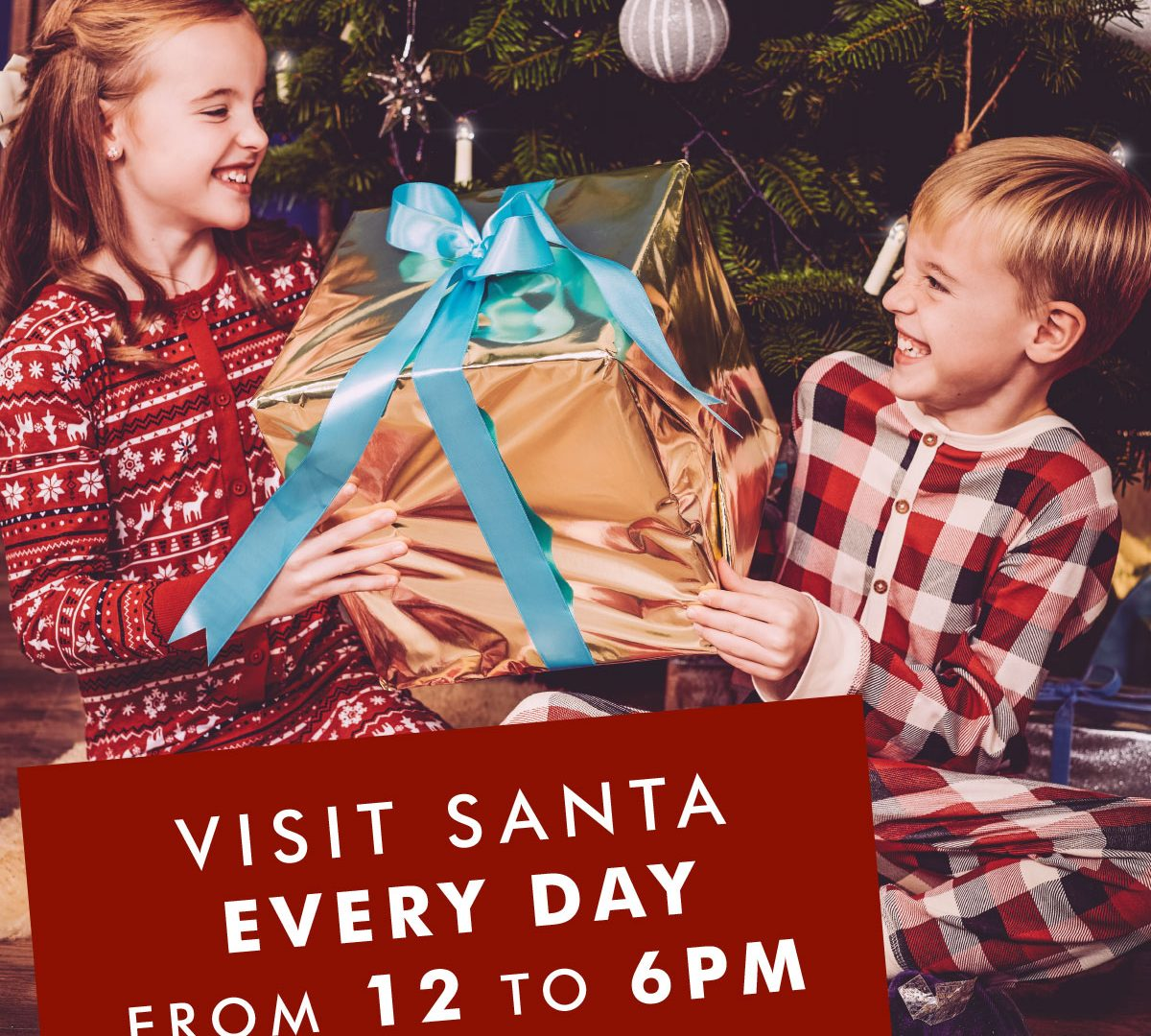 11191 Marshes Santa's Grotto Facebook Promo Post
