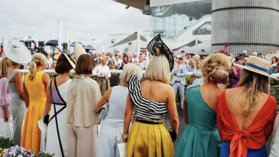 Gentlemen to Up the Stakes for Marshes Ladies Day