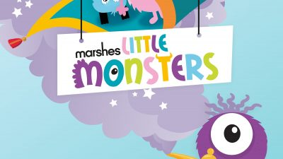 Marshes Little Monsters!