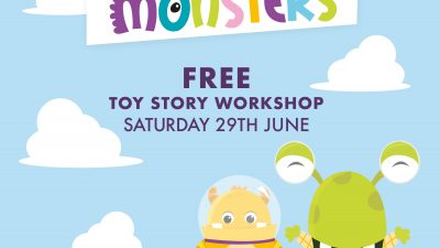 Marshes Little Monsters June!