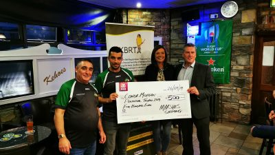 The Conor Morgan Perpetual Trophy 2019 – Fund-Raising Round-Up