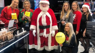 Inglot Christmas Jumper Day – December 19th 2019