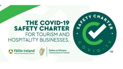 Marshes Shopping Centre has completed Failte Ireland's Safety Charter!
