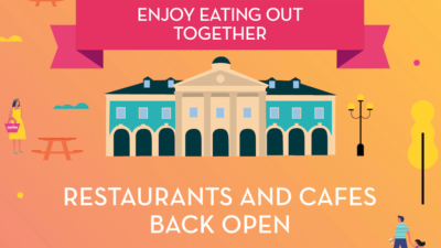 Restaurants and Cafés are Back Open at Marshes Shopping Centre!